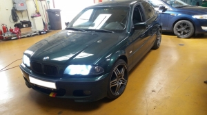 BMW 3 E46 320D 100KW, chip, chiptuning, optimalizace výkonu, SW úpravy, software