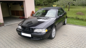 Volvo C70 Convertible - Instalace subwooferů, zesilovač eXcursion